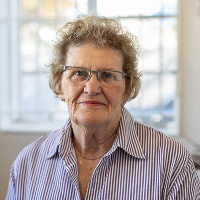 Rena D'Arcy - Staff - Cape Care Agency